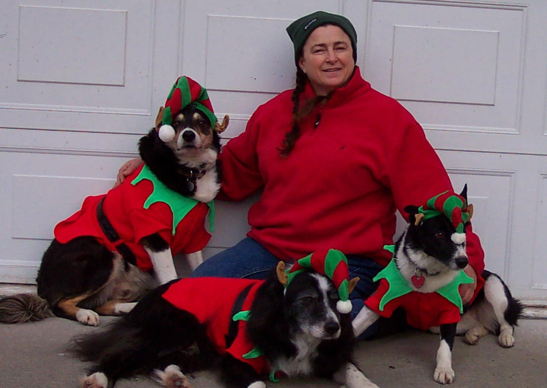 Merry Christmas from Rhonda and Crew